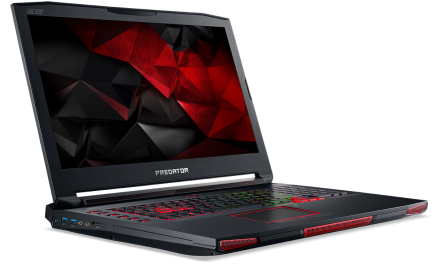 Acer Predator Helios 300 Specifications